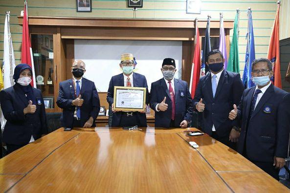 Poltekpar Makassar Raih Predikat Zona Integritas Kategori Wilayah Bebas Korupsi