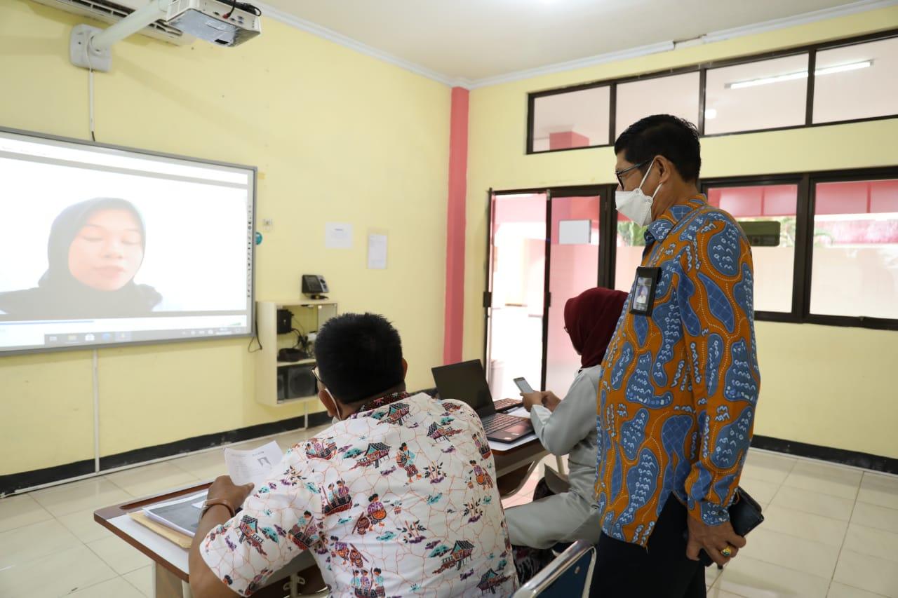 Politeknik Pariwisata Makassar melakukan seleksi Tahap 2 penerimaan SBMPTNP 2021